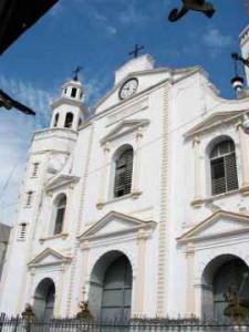 Cathedrale de Jacmel avant le seisme