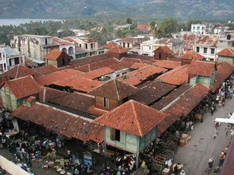 Marché en fer de Jacmel