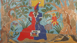 Mozaique de Jacmel