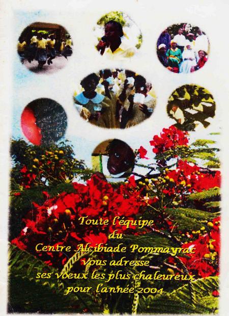Carte de Voeux - 2004
