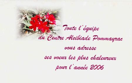 Carte de Voeux - 2006