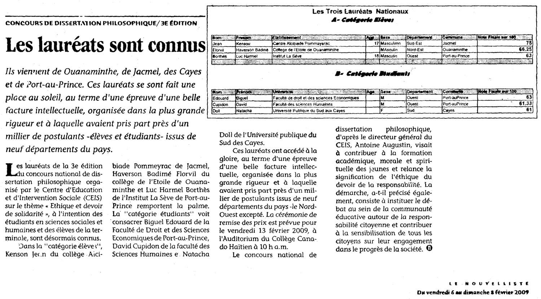 Microsoft Word - Concours de dissertation philosophique - 3e Ždi