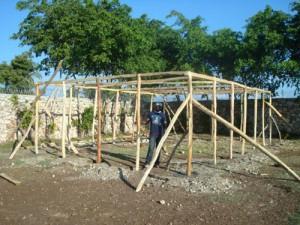 Construction d'une salle de classe
