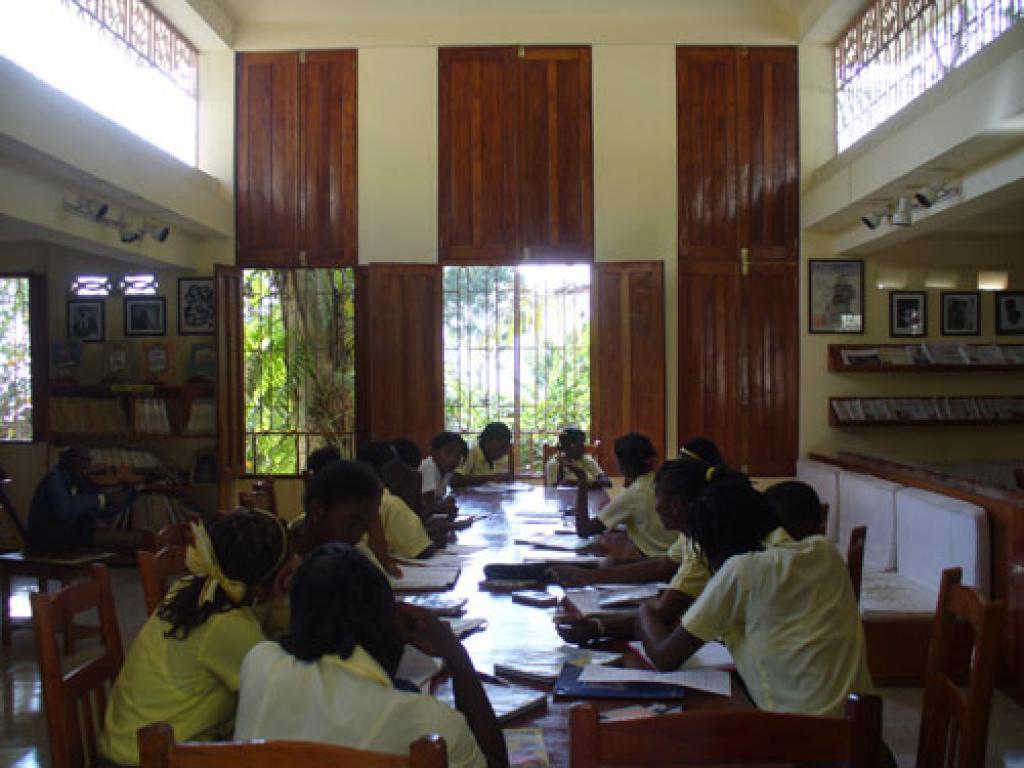 Activités Bibliothèque