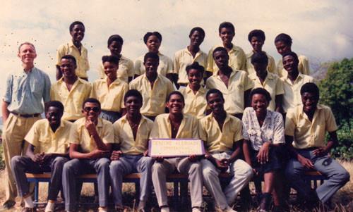 Promotion 1987-1988