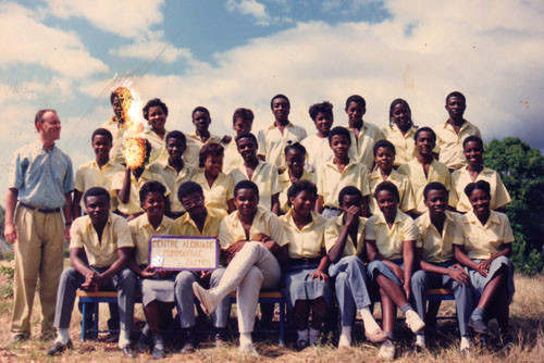 Promotion 1988-1989