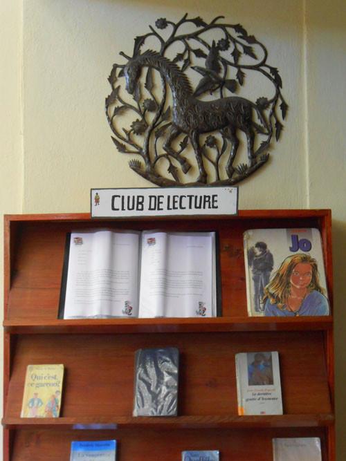 Espace Club de lecture