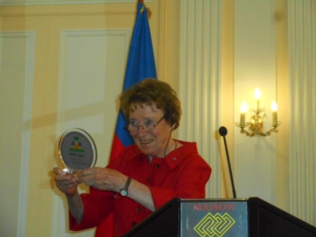 Madame Véronique Rossillon
