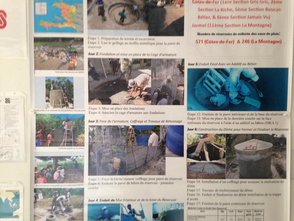 semaine de l'eau, d'hygiène et d'assainissement