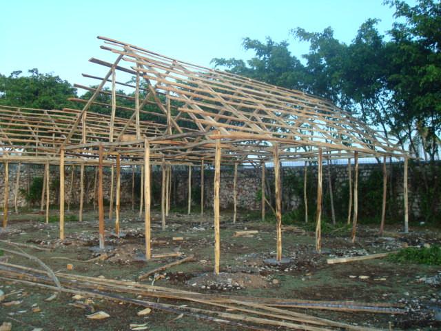 Choucounes en construction