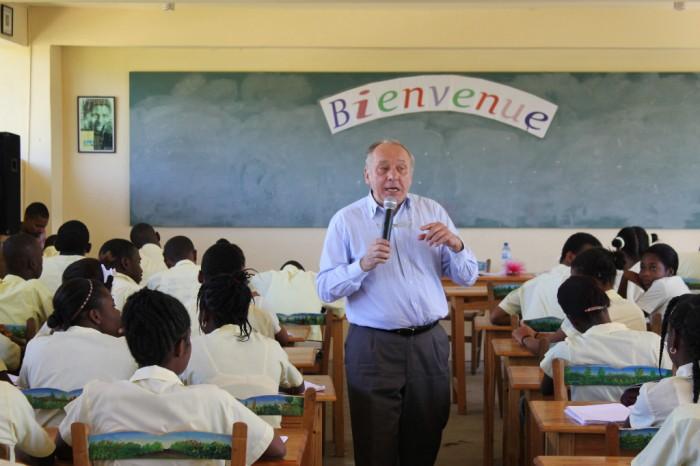 conférence avec M. Zumbiehl